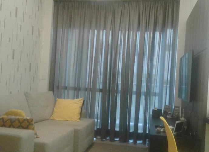 Apartamento Duplex em Gonzaga/SP de 60m² 1 quartos a venda por R$ 500.000,00