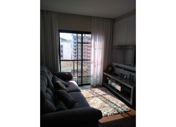 Apartamento em Campo Grande/SP de 82m² 2 quartos a venda por R$ 515.000,00