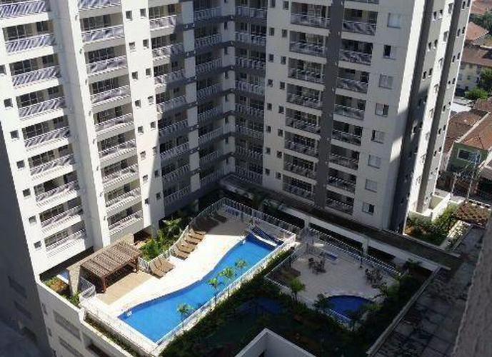 Apartamento em Vila Matias/SP de 49m² 1 quartos a venda por R$ 199.000,00