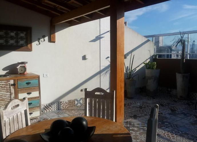 Apartamento Triplex em Estuário/SP de 132m² 2 quartos a venda por R$ 798.000,00