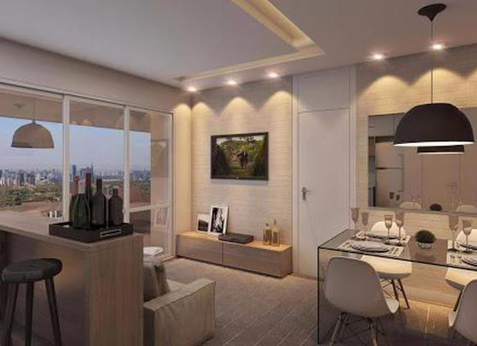 Apartamento em Vila Mariana/SP de 74m² 2 quartos a venda por R$ 950.510,00