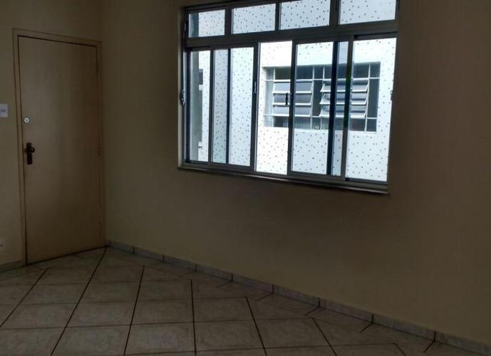 Apartamento em Gonzaga/SP de 73m² 2 quartos a venda por R$ 260.000,00