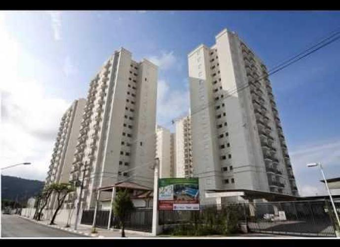 Apartamento em Areia Branca/SP de 69m² 2 quartos a venda por R$ 274.000,00