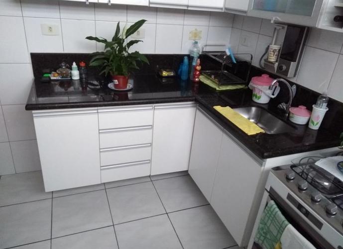 Apartamento em Vila Belmiro/SP de 56m² 2 quartos a venda por R$ 266.000,00