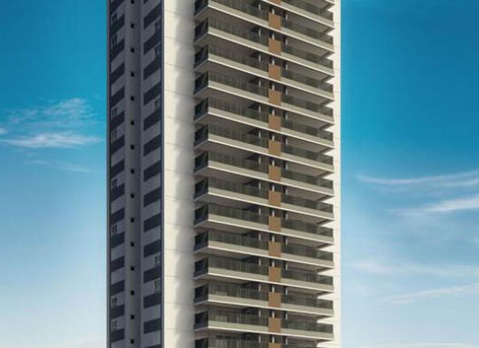 Apartamento em Pinheiros/SP de 96m² 3 quartos a venda por R$ 1.201.000,00