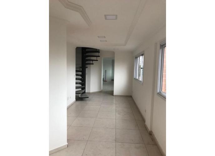 Apartamento Triplex em Embaré/SP de 137m² 2 quartos a venda por R$ 527.000,00