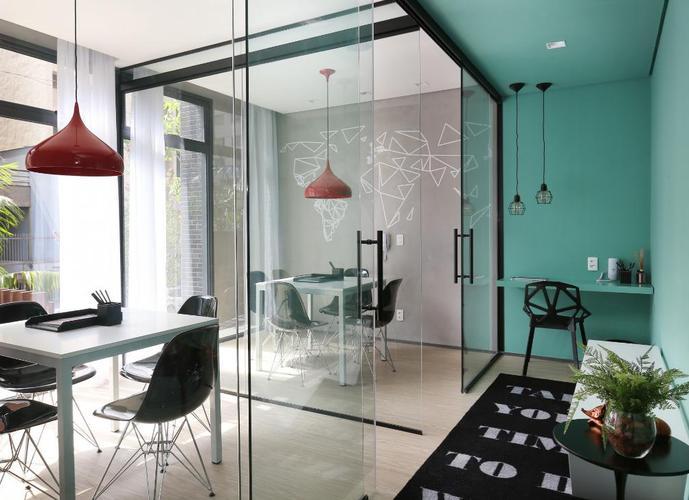 Loft em Bela Vista/SP de 42m² 1 quartos a venda por R$ 417.400,00