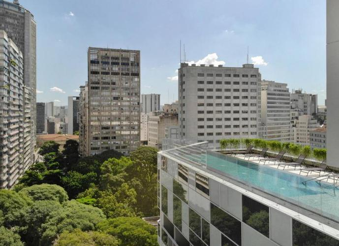 Loft em Centro/SP de 18m² 1 quartos a venda por R$ 254.430,00