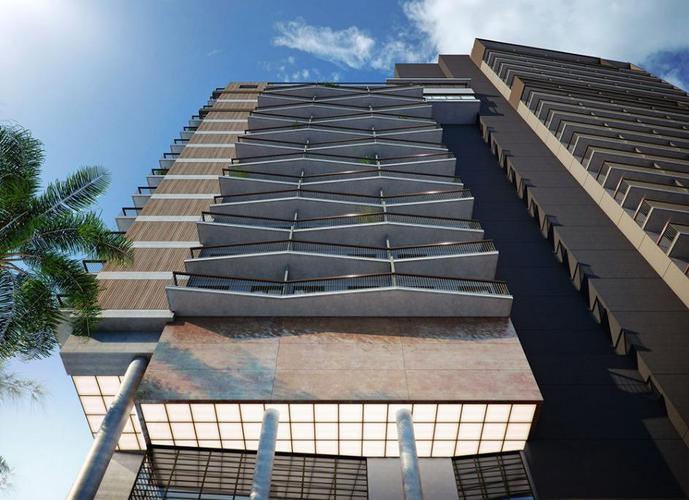 Loft em República/SP de 28m² 1 quartos a venda por R$ 256.000,00