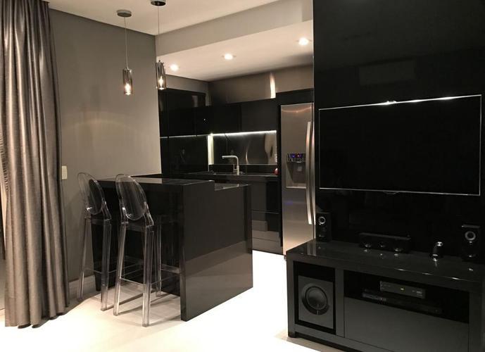 Apartamento Duplex em Moema/SP de 67m² 1 quartos a venda por R$ 1.060.000,00