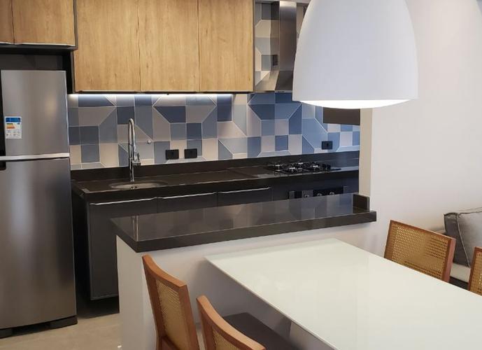 Apartamento em José Menino/SP de 74m² 2 quartos para locação R$ 3.500,00/mes
