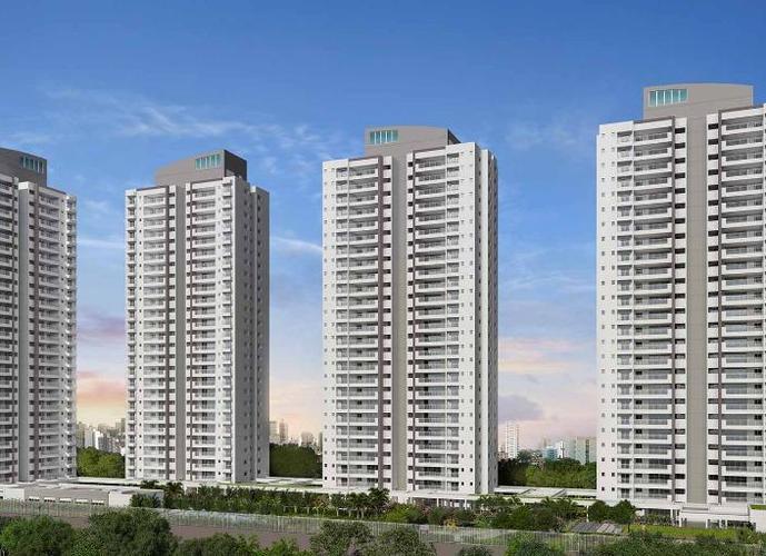 Apartamento em Lapa/SP de 104m² 3 quartos a venda por R$ 869.620,00