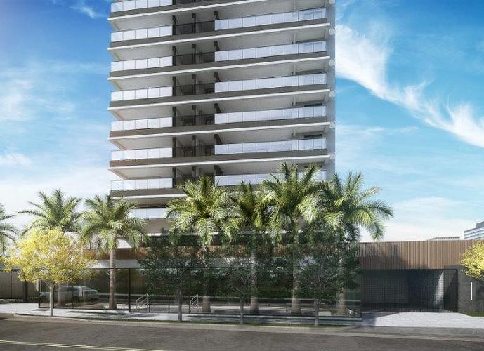 Apartamento em Pinheiros/SP de 78m² 2 quartos a venda por R$ 1.114.928,00