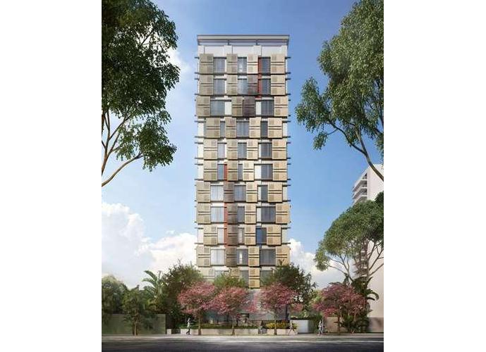 Cobertura em Moema/SP de 81m² 2 quartos a venda por R$ 1.445.000,00