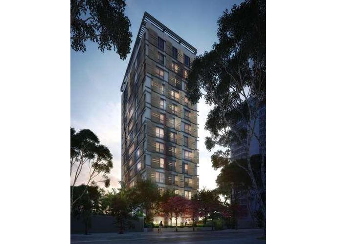 Cobertura em Moema/SP de 115m² 2 quartos a venda por R$ 2.048.000,00