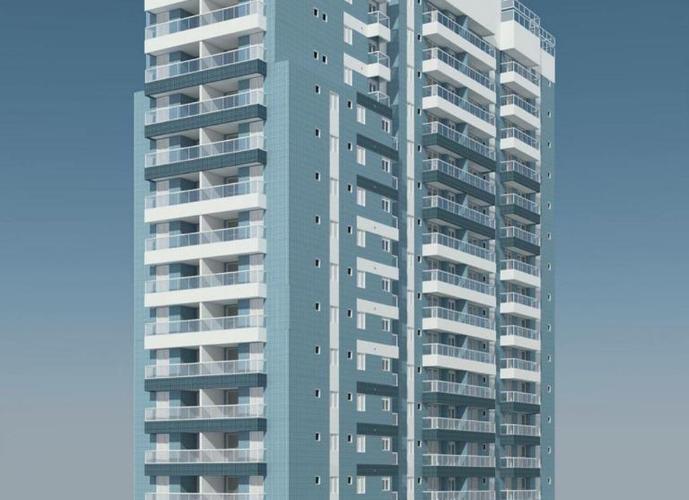 Apartamento em Embaré/SP de 101m² 3 quartos a venda por R$ 740.000,00
