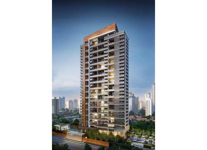 Apartamento em Vila Olímpia/SP de 278m² 4 quartos a venda por R$ 7.556.000,00
