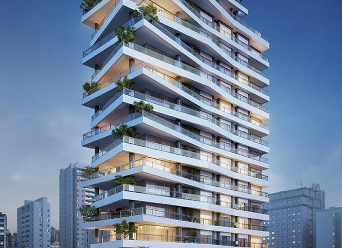 Cobertura em Ibirapuera/SP de 558m² 5 quartos a venda por R$ 19.850.000,00