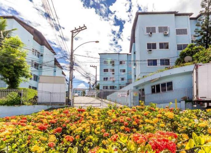 Apartamento em Campo Grande/RJ de 55m² 2 quartos a venda por R$ 129.000,00