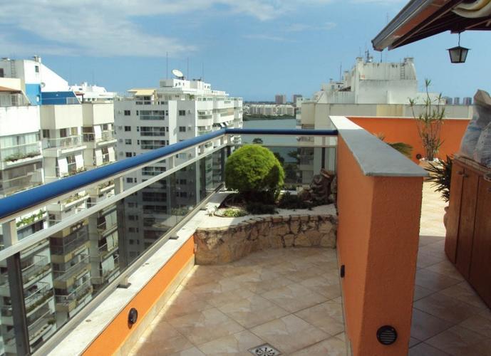Penthouse em Barra Da Tijuca/RJ de 172m² 3 quartos a venda por R$ 1.250.000,00