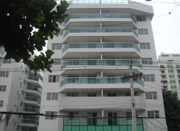 Penthouse em Freguesia/RJ de 121m² 2 quartos a venda por R$ 600.000,00