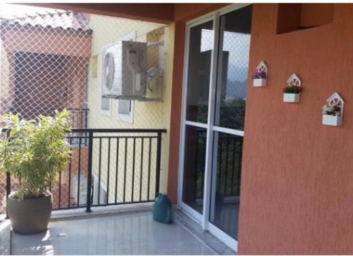 Cobertura em Taquara/RJ de 182m² 3 quartos a venda por R$ 880.000,00