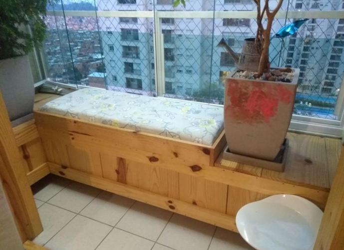 Apartamento em Vila Suzana/SP de 67m² 1 quartos a venda por R$ 315.000,00