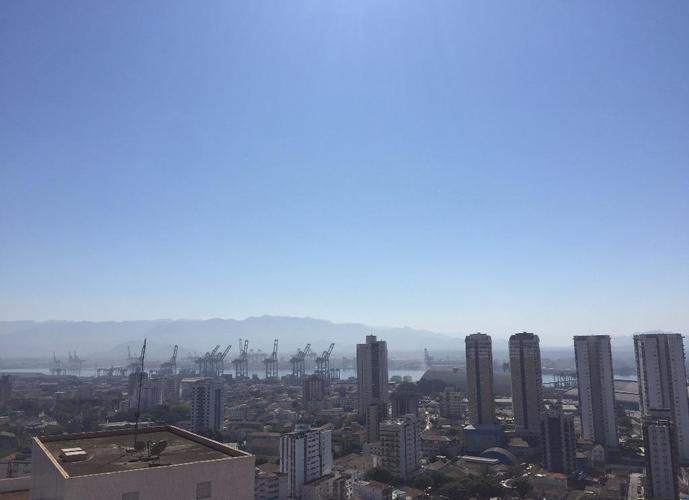 Apartamento em Ponta Da Praia/SP de 78m² 2 quartos para locação R$ 3.100,00/mes