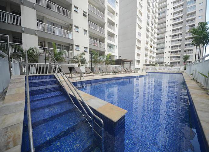 Apartamento em Vila Matias/SP de 70m² 2 quartos para locação R$ 2.300,00/mes