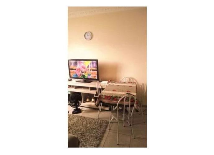Apartamento em Vila Belmiro/SP de 55m² 2 quartos a venda por R$ 260.000,00 ou para locação R$ 1.800,00/mes
