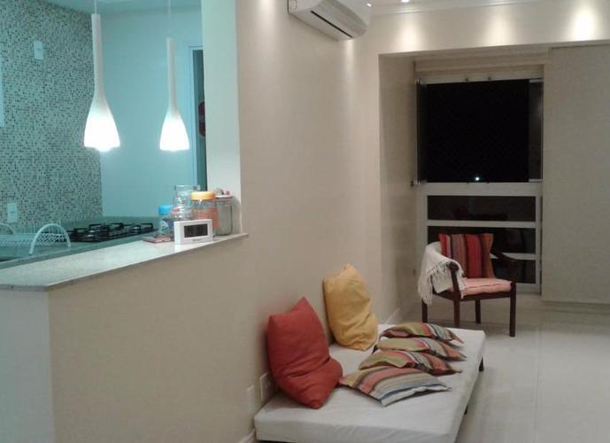 Apartamento em Vila Belmiro/SP de 70m² 2 quartos a venda por R$ 426.000,00