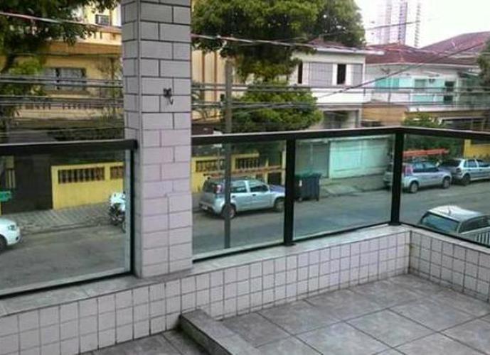 Sobrado em Macuco/SP de 160m² 3 quartos para locação R$ 3.000,00/mes
