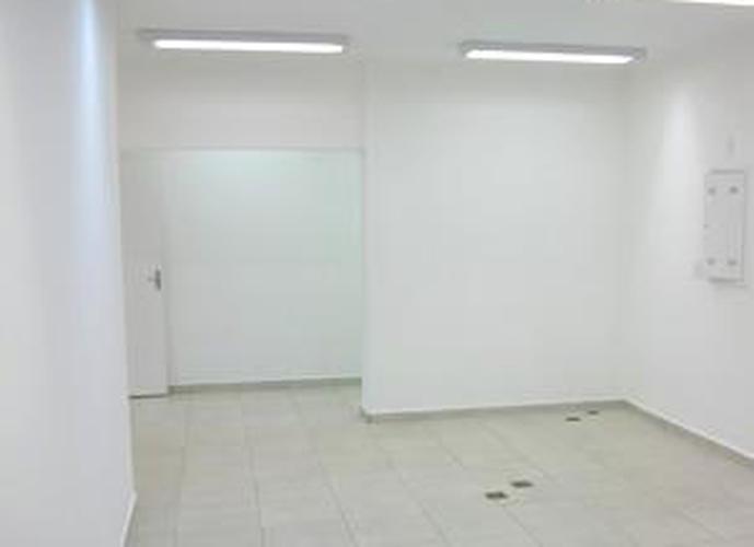 Sala em Vila Matias/SP de 114m² para locação R$ 3.000,00/mes