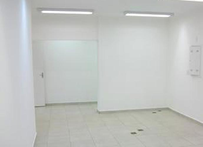 Sala em Vila Matias/SP de 53m² para locação R$ 1.500,00/mes