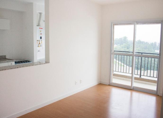 Apartamento em Melville Empresarial I E Ii/SP de 41m² 1 quartos para locação R$ 2.000,00/mes