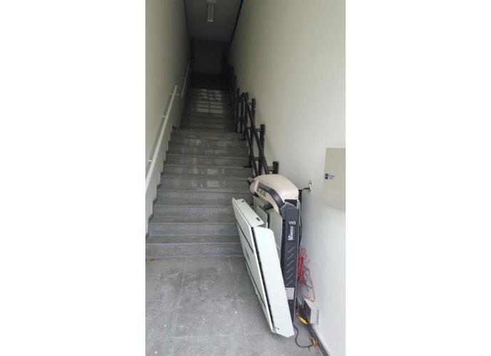 Sala em Chácaras Reunidas/SP de 70m² para locação R$ 1.500,00/mes