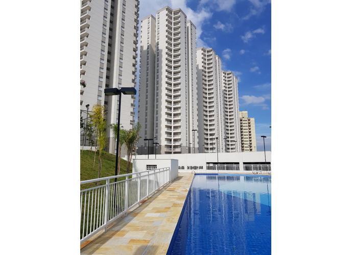 Apartamento em Parque Monte Alegre/SP de 50m² 2 quartos para locação R$ 1.500,00/mes