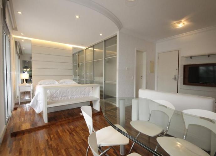 Apartamento em Vila Nova Conceição/SP de 0m² 1 quartos para locação R$ 5.600,00/mes
