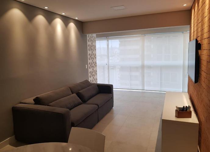 Apartamento em Gonzaga/SP de 80m² 2 quartos a venda por R$ 850.000,00 ou para locação R$ 5.500,00/mes