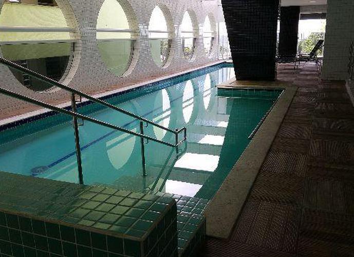 Apartamento em José Menino/SP de 120m² 2 quartos para locação R$ 3.200,00/mes