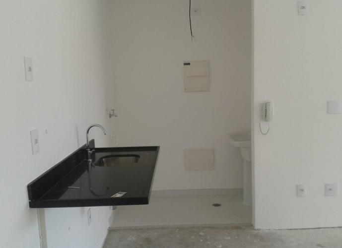 Apartamento em Gonzaga/SP de 51m² 1 quartos a venda por R$ 399.420,00