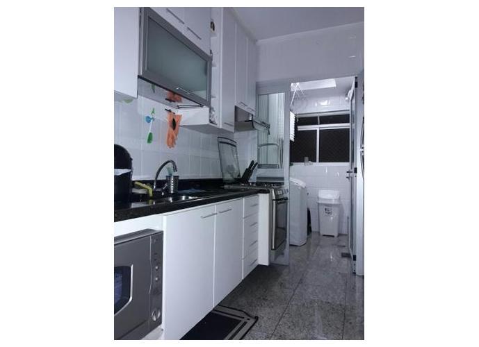 Apartamento em Tatuapé/SP de 78m² 3 quartos para locação R$ 2.500,00/mes