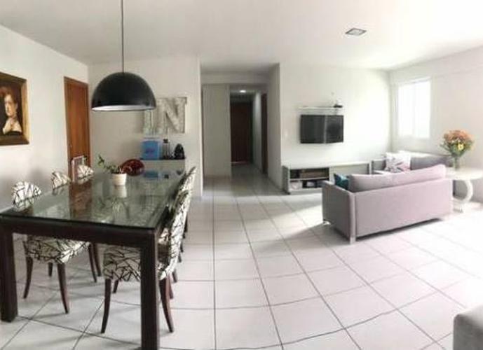 Apartamento em Rosarinho/PE de 140m² 4 quartos a venda por R$ 800.000,00