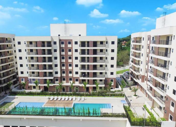 Apartamento em Granja Viana/SP de 72m² 3 quartos a venda por R$ 470.000,00