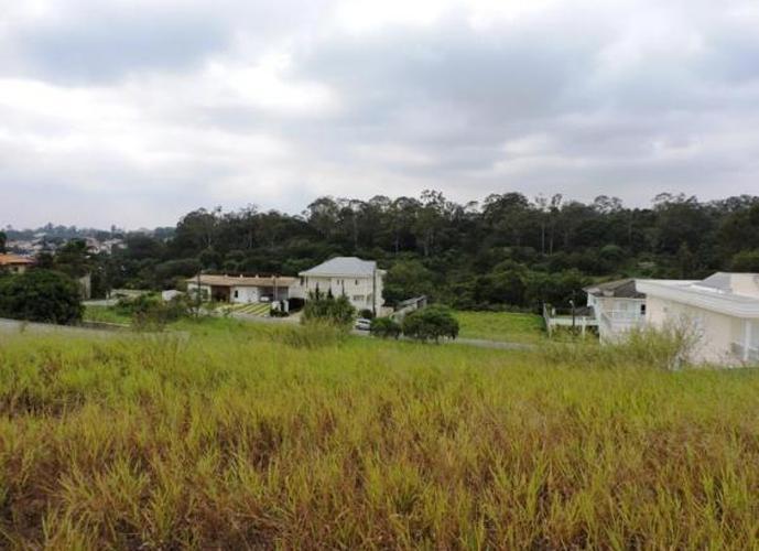 Terreno em Granja Viana/SP de 1035m² a venda por R$ 595.000,00
