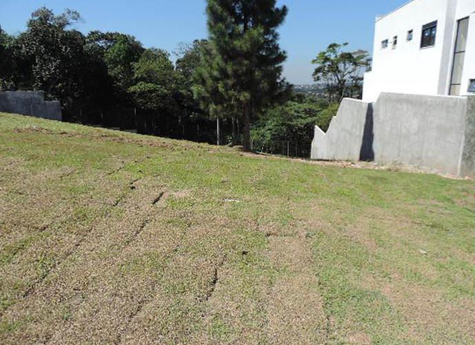Terreno em Granja Viana/SP de 606m² a venda por R$ 600.000,00