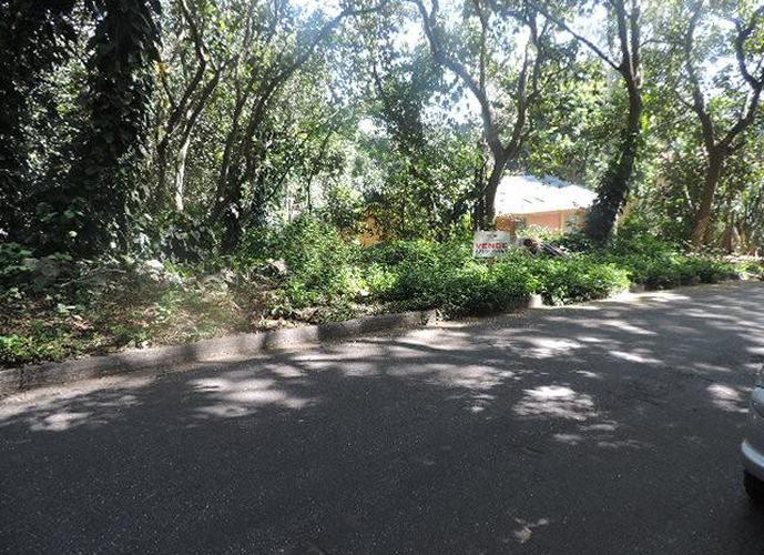 Terreno em Granja Viana/SP de 1154m² a venda por R$ 675.000,00