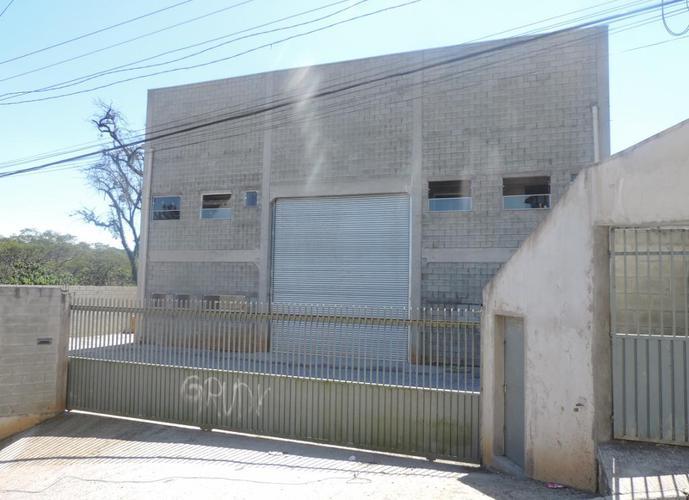 Galpão em Granja Viana/SP de 600m² para locação R$ 15.000,00/mes