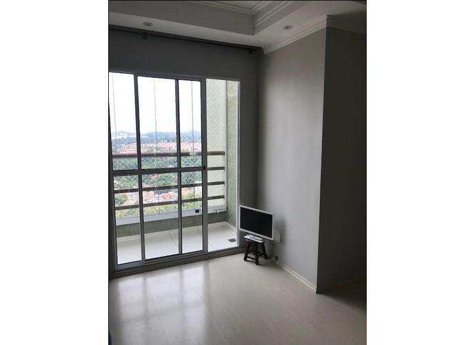 Apartamento em Granja Viana/SP de 50m² 2 quartos a venda por R$ 199.000,00 ou para locação R$ 1.087,60/mes