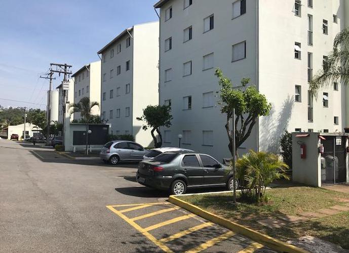 Apartamento em Granja Viana/SP de 50m² 2 quartos para locação R$ 900,00/mes
